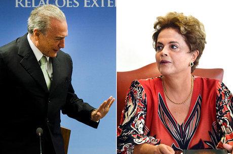 Após desembarque do PMDB, Dilma e Temer disputam apoio do PP