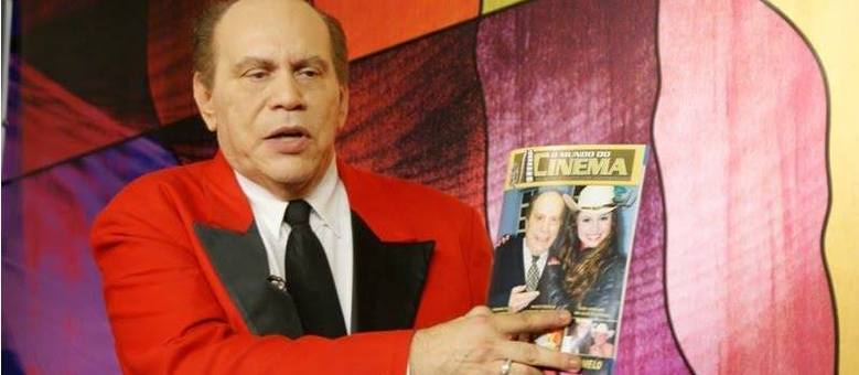 Petrucio Melo ficou conhecido após ser jurado de programas de Silvio Santos e Chacrinha