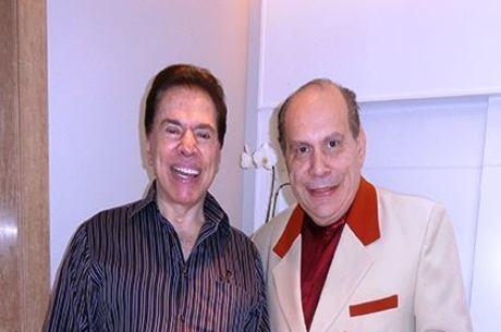 Silvio Santos e Petrucio trabalharam juntos