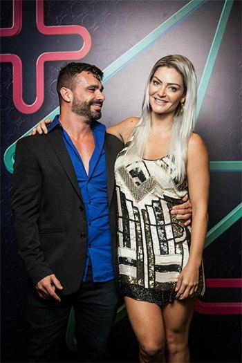 165791515a7 Conheça os casais que vão participar do Power Couple Brasil - Fotos - R7  Power Couple Brasil 1
