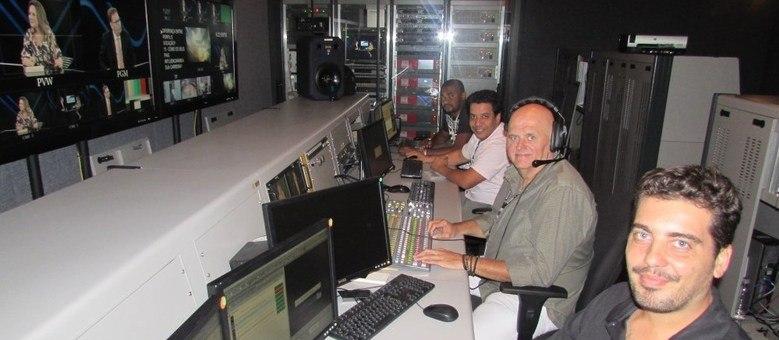 Badé, César Holanda, Huguinho e André Brito Kanganen