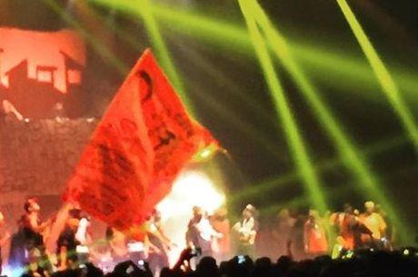 O grupo Racionais MCs  fez um show histórico em São Paulo