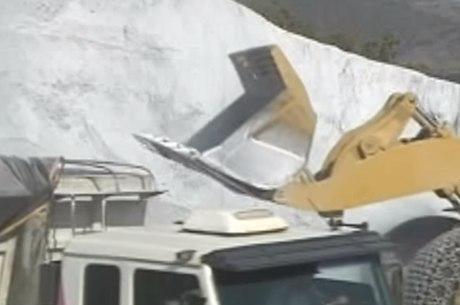 Dois contratados morreram após a contaminação