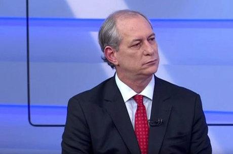 Gomes prevê que PT irá apoiar sua campanha no primeiro turno de 2018
