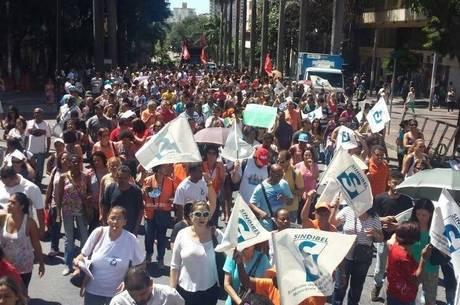 Categoria aprovou greve em assembleia nesta quinta-feira (14)