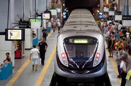 Linha 4 foi inaugurada durante os Jogos Olímpicos