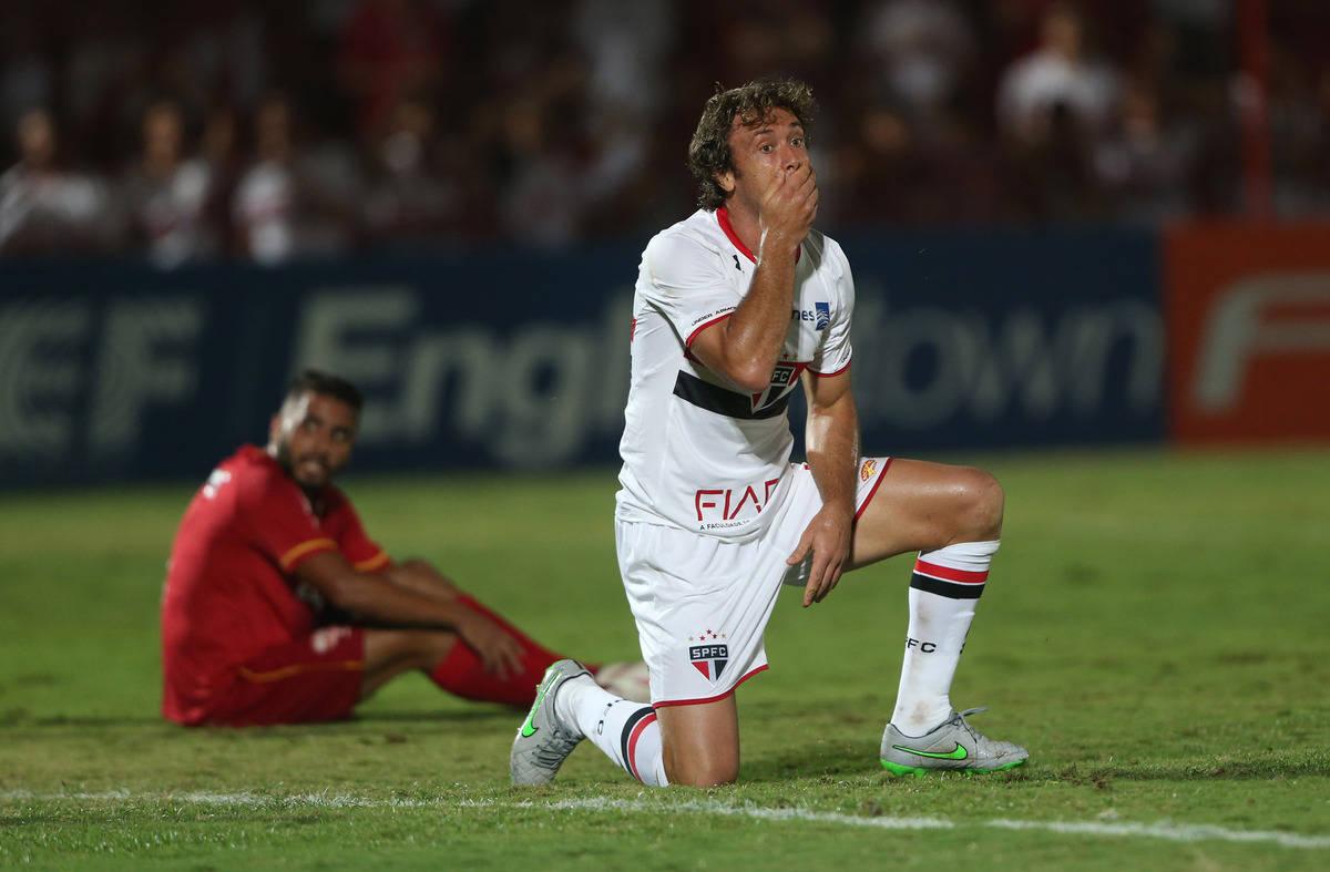 Vexame do São Paulo no Paulistão pode afetar a Libertadores