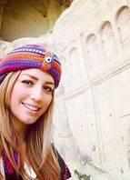 Alejandra Manriquez (nova namorada de Cristiano Ronaldo)