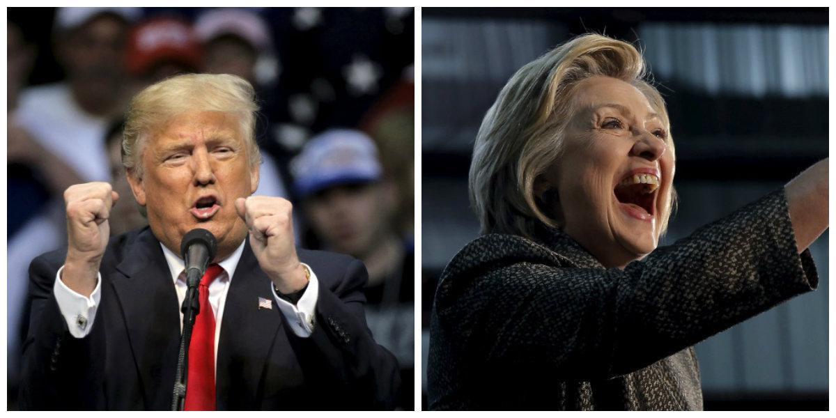 Primárias desta terça-feira devem oficializar Hillary Clinton como candidata à Presidência dos EUA