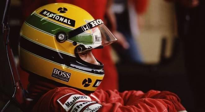 Relíquias de Ayrton Senna foram avaliadas em R$ 1,8 milhões