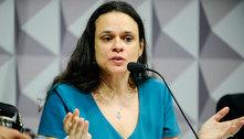 Janaína Paschoal evita comentar sobre assédio: 'prudente aguardar'