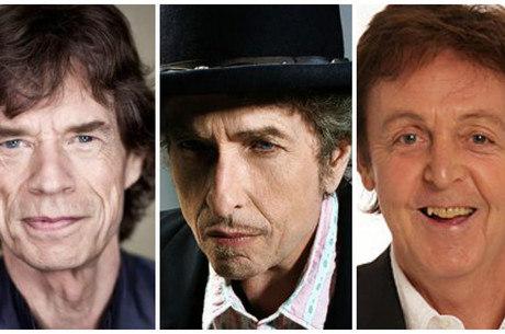 Festival do Século terá Jagger, Dylan e Macca