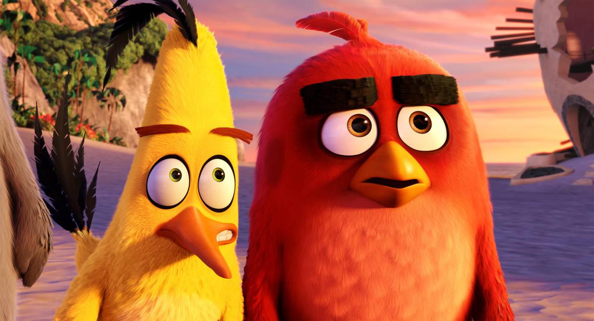 Adnet Calabresa E Fabio Porchat Dublam Filme Dos Angry Birds A
