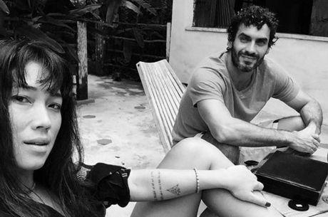Nikolas e Dani Suzuki começaram o namoro há cerca de oito meses