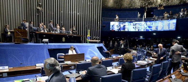 Pedido de impeachment contra Dilma Rousseff foi aceito pelo Senado Federal  nesta manhã