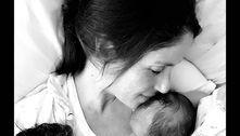 Atriz dePunky, a Levada da Breca dá à luz seu quarto filho