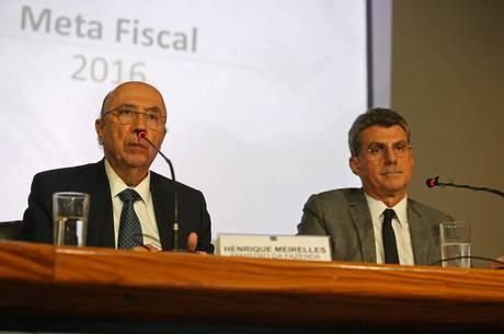 Meirelles e Jucá: medidas para reduzir rombo nas contas públicas devem ser anunciadas nas próximas semanas