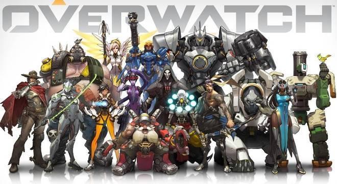 Overwatch vai ter sessão de degustação no próximo fim de semana
