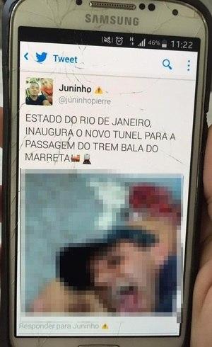 Postagens provocaram onda de denúncias ao Ministério Público do Rio de Janeiro