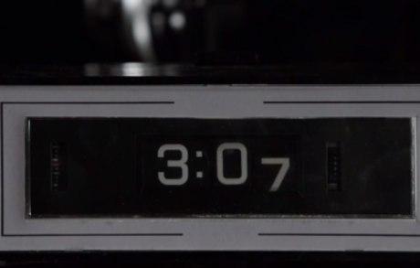Relógios sempre paravam em 3h07