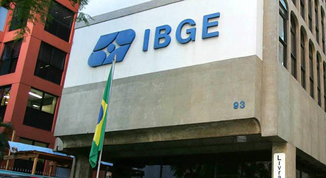 Levantamento foi feito pelo IBGE (Instituto Brasileiro de Geografia e Estatística)