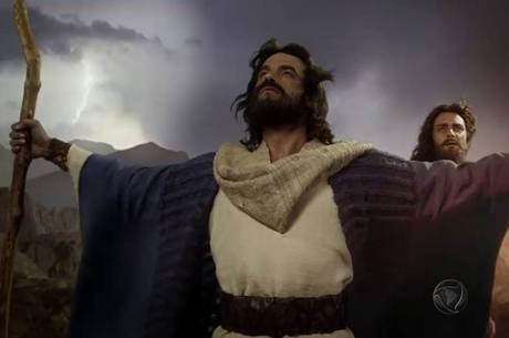 Moisés y los 10 Mandamientos marcou 20 pontos