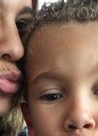 Selfie Renatinha Alves e Dieguinho