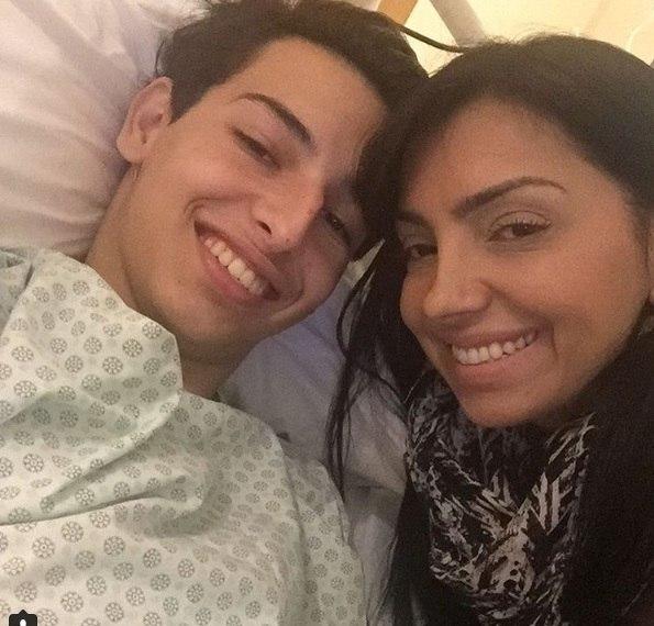 Morre Matheus Oliveira, filho da cantora Eyshila - Entretenimento - R7 Famosos e TV
