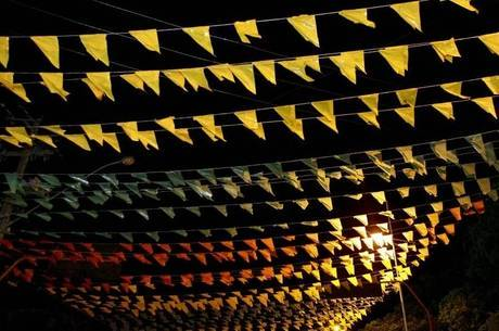 Festa ocorreu no bairro de Anchieta, na zona norte