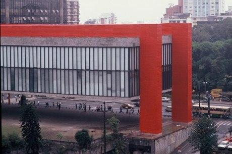 Museu de Arte de São Paulo está localizado na avenida Paulista