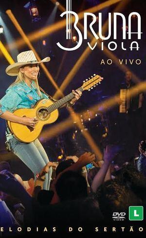 Capa do primeiro DVD de Bruna Viola