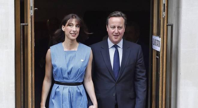 Primeiro-ministro fez campanha de permanência na União Europeia