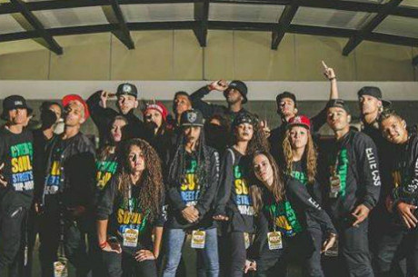 Grupo de Hip Hop Cybernétikos vai defender o Brasil pela sétima vez consecutiva