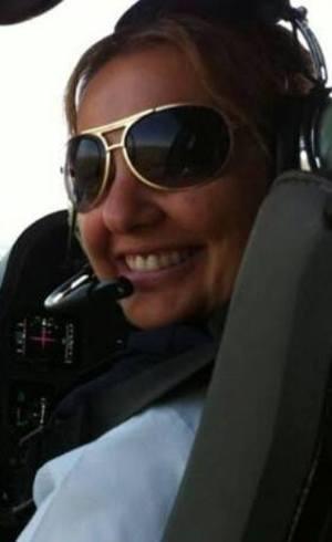 Helicóptero foi encontrado em Jundiaí