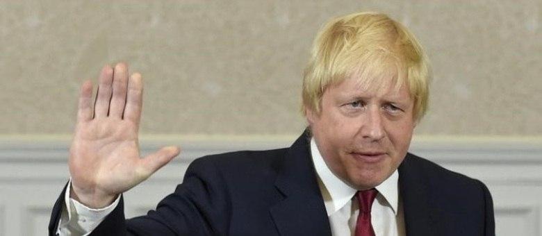 Londres Boris Johnson foi o principal líder da campanha pela saída do Reino Unido da União Europeia