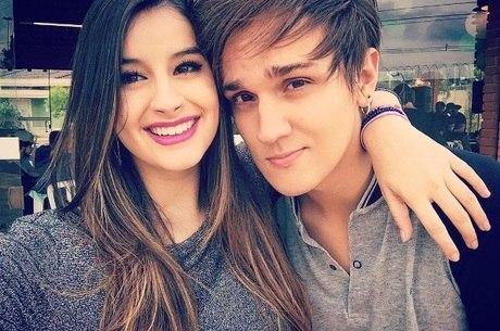 Aline e Christian namoraram por dois anos