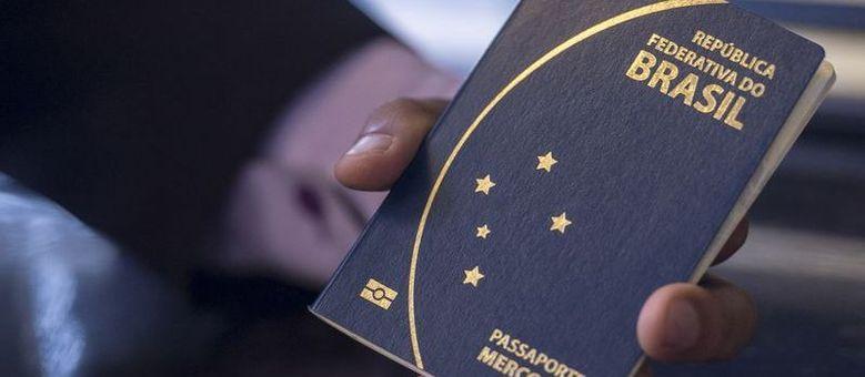 Previsão é de que produção de passaportes seja normalizada somente a partir da próxima semana