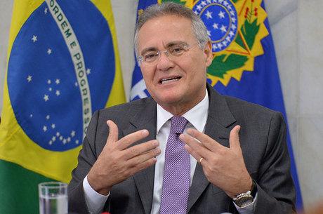 presidente do Senado disse que Cármen Lúcia, ao defender o Judiciário, agiu como ele mesmo, que havia defendido o Legislativo