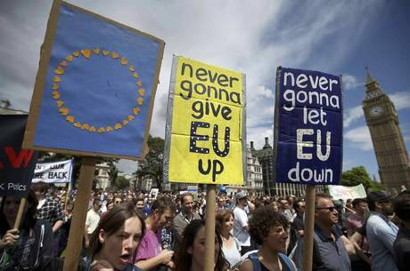 brexit, reino unido, londres, r7