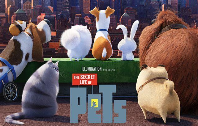 Pets - A Vida Secreta dos Bichos ganha novo vídeo com elenco original