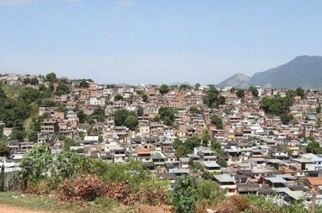 Complexo do Chapadão, na zona norte do Rio