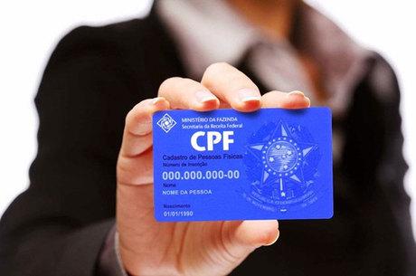 Lojas costumam pedir CPF de clientes