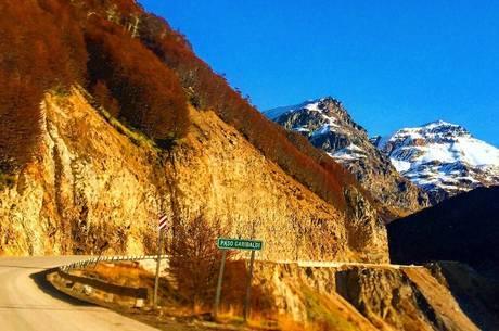 Ruta 3 á a última estrada do mundo, no Ushuaia