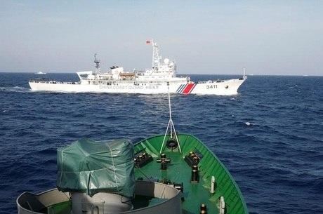 """O governo chinês respondeu, por meio de representantes diplomáticos, que """"não aceita ou reconhece"""" a sentença"""