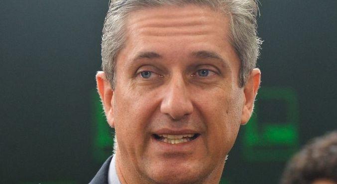 Rogério Rosso foi deputado e governador do DF. Agora é diretor de farmacêutica e negocia vacina