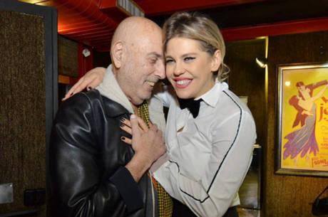 Hector Babenco e Bárbara Paz estavam juntos há seis anos