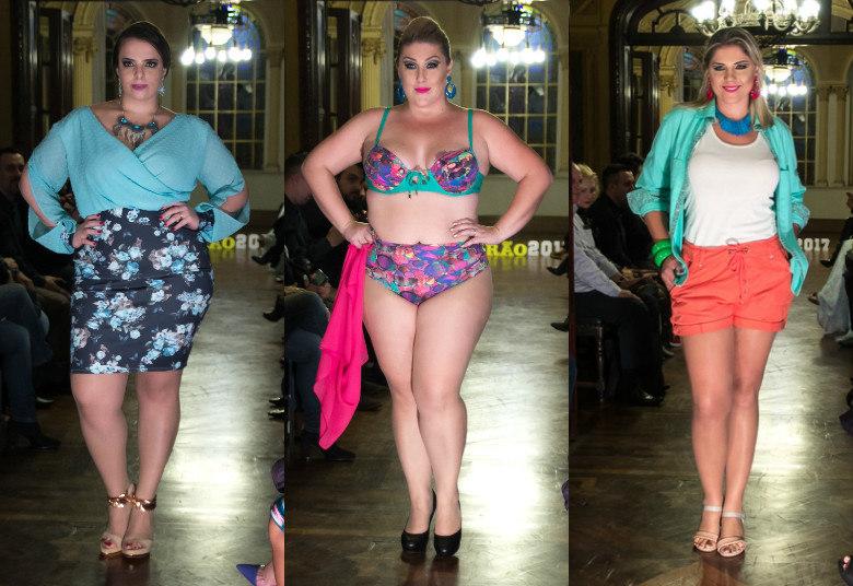 d606888242 Marcas apresentam novidades da moda plus size para o Verão 2017 ...