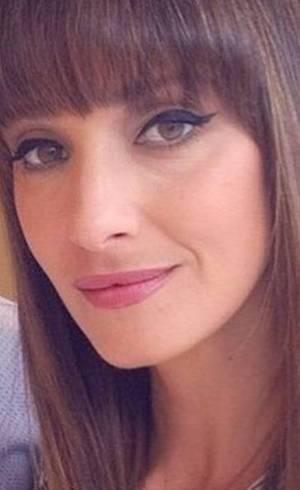 A apresentadora Sabrina Parlatore se tratou de um câncer de mama no ano passado