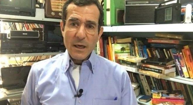 Arnaldo Duran diz que é portador  da Síndrome de Machado-Joseph