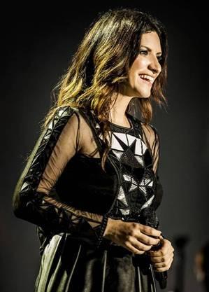 Laura Pausini, muito querida dos brasileiros